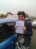 Intensive driving lessons Towcester